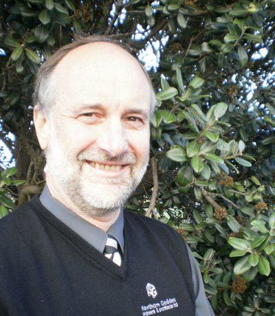 Peter Geddes - Profile Image