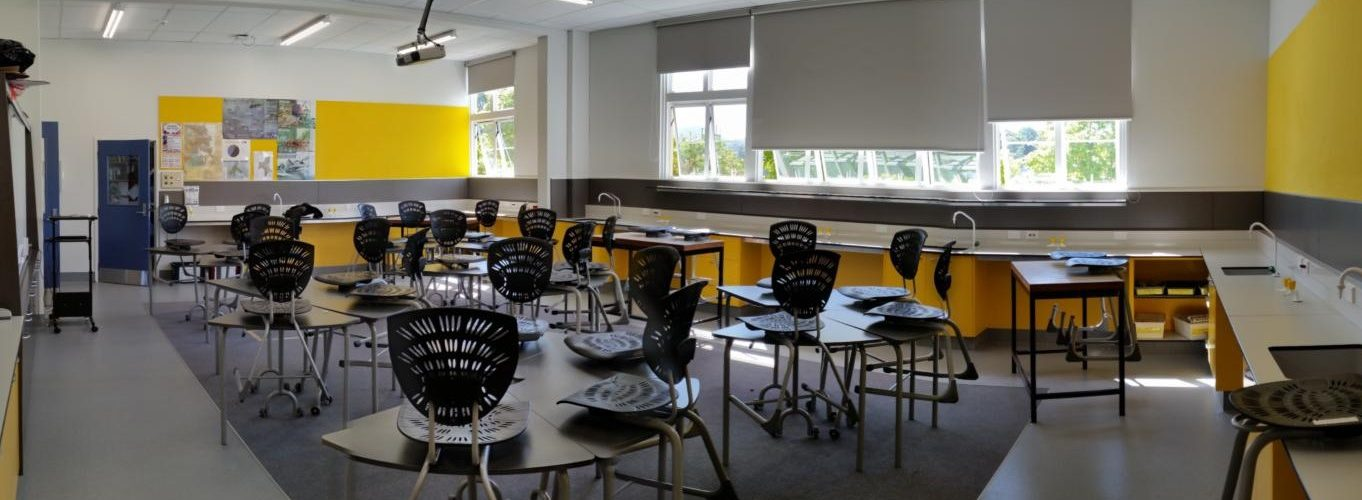 WGHS Science Lab Upgrades - Header Image