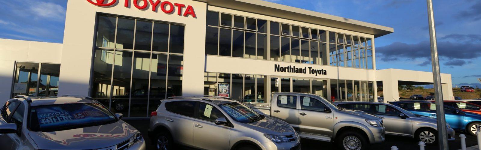 Northland Toyota - Header Image