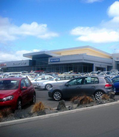 IC Motors new showrooms - Teaser Image