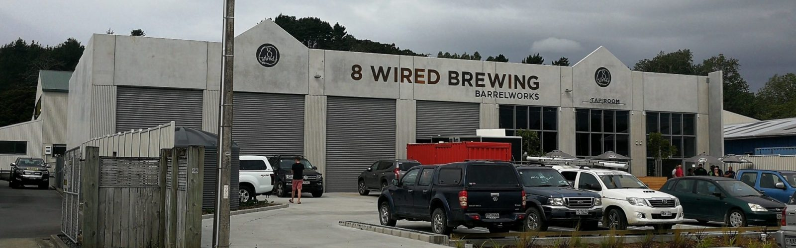 8 Wired Brewery - Header Image